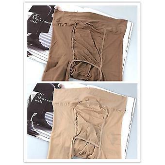 Shaping Oil Socks Sheer Shiny Silk Legging Pantyhose Dance Tights Bright