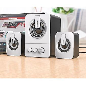 4d Mini Bluetooth mélysugárzó hangszóró laptop