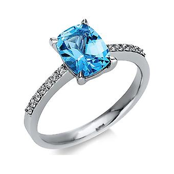 Luna Creation Promessa Ring Farbstein 1T770W852-1 - Ringweite: 52,5