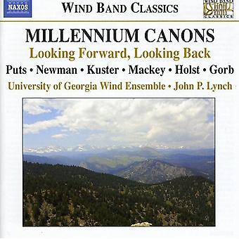 Millennium Canons: Looking Forward Looking Back - Millennium Canons [CD] USA import