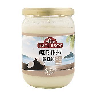 Organic Deodorized Virgin Coconut Oil 400 g