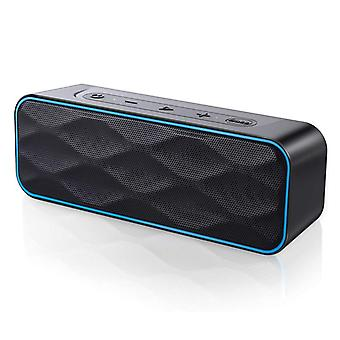 Portable Bluetooth Speakers, 20W IPX7 Waterproof Bluetooth 5.0 Wireless Speakers