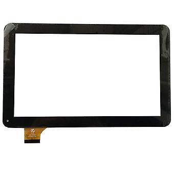 "Touch Screen Panel Digitizer Sensor Glas Til 10,1"" Irbis Tx10 Tx58 Tx59 Tz18"