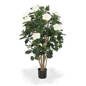 Creme artificiale Hibiscus Deluxe da 100 cm