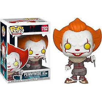 Pop filmes it capítulo 2 pennywise c/ blade