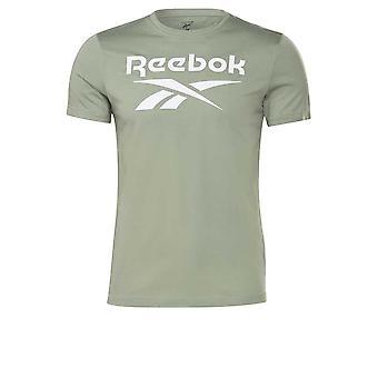 リーボック ビッグ ロゴ ティー GI8513 ユニバーサル メンズ Tシャツ