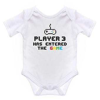 Παιδικός παίκτης 3 κοντομάνικο κορμάκι