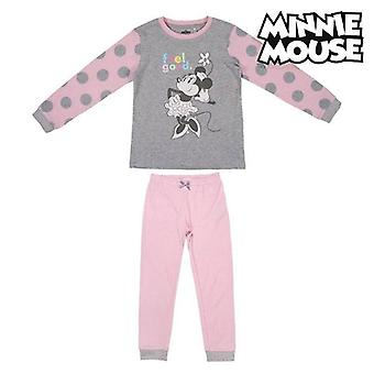 Children's pyjama minnie mouse pink trousers