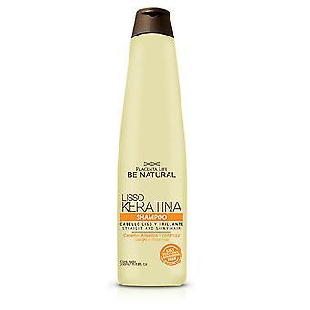 Be Natural Lisso Keratina Shampoo 350 ml