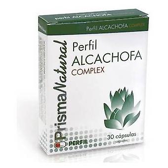 Prisma naturliga Prisma profil kronärtskocka 30 kapslar 500 mg