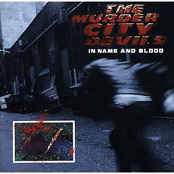 Murder City Devils - In Name & Blood [CD] USA import