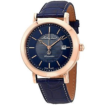 Mathey-Tissot City Automatic Blue Dial Men's Watch HB611251ATPBU