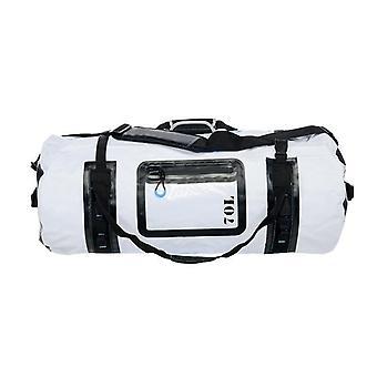 Floden Trekking handväska, bagage vattentät väska för båtliv, vandring, camping