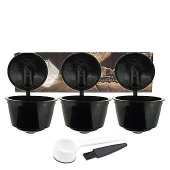 دولتشي غوستو القهوة كبسولة لدلسي تصفية آلة القهوة القابلة لإعادة الاستخدام