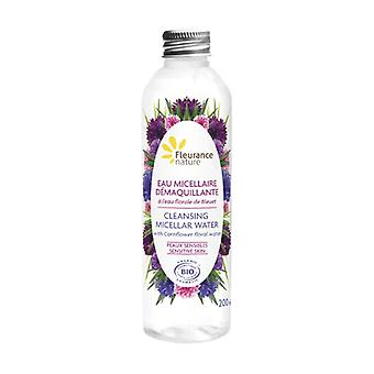 Micellar Cleansing Water Bio With Cornflower 200 ml