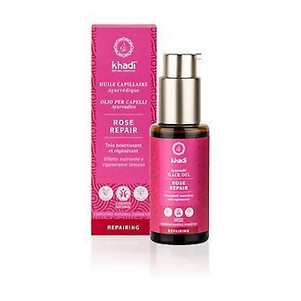 Pink Hair Oil-Repairing Damaged Hair 50 ml of oil