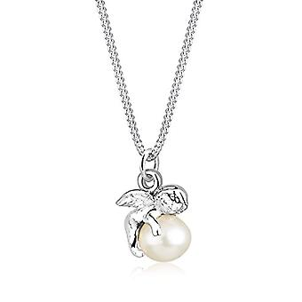 Elli Angioletto necklace with freshwater pearls in Silver 925