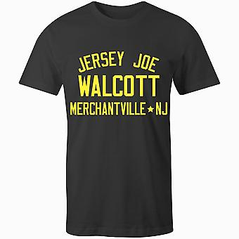 Jersey joe walcott boxing legend t-shirt