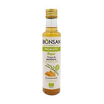 Apple cider vinegar with honey and rosemary 250 ml