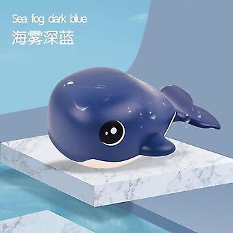 Baby brusebad bad legetøj (Navy Blue)