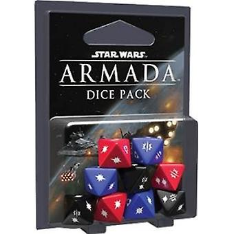 Star Wars Armada Noppa paketti lauta peli