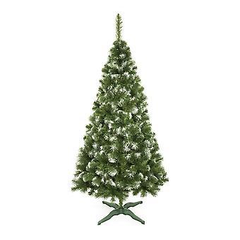 Árvore de Natal de Arte 250 cm com neve – modular