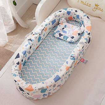 Baby Nest Bed, Portable Crib Travel Bed