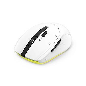 Hama   Milano RF Wireless Mouse Blue LED 2400Dpi   White
