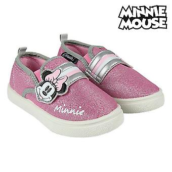 Children's Casual Trainers Minnie Mouse Pink