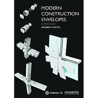 Modern Construction Envelopes by Watts & Andrew