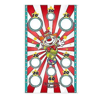 Lustiges Spiel Sitzsäcke Spielzeug für Outdoor Theme Party Karneval Spiele Spielzeug Sicheres Werfen Wurf taschen(#06)