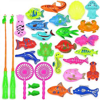Magnetic Fishing Pool Toys Game For Kids(Style1)