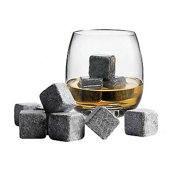 9x Whiskey Stones