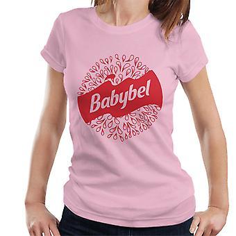 Baby Bel Detaljerade droppar kvinnors T-shirt