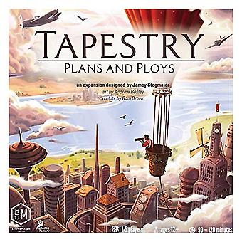 Tapestry Plans and Ploys Expansion Set