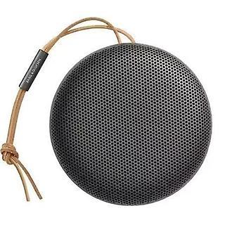 Bang & Olufsen Beosound A1 (2ª Geração) Alto-falante Bluetooth portátil à prova d'água com microfone (preto)