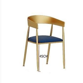 Teekaupan pöydät ja tuolit - Yksinkertainen ja raikas rautaverkko punainen kahvila