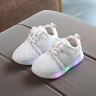 Led Luminous Sneakers Light Up Shoes For Baby &