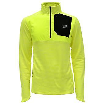 Karrimor Mens Quarter Zip Jumper Sweater Pullover Top Long Sleeve Sports