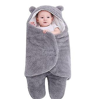 Schattige beer biologische pasgeboren swaddle wrapideal baby register cadeau
