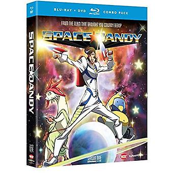 Space Dandy: Season 1 [BLU-RAY] USA import