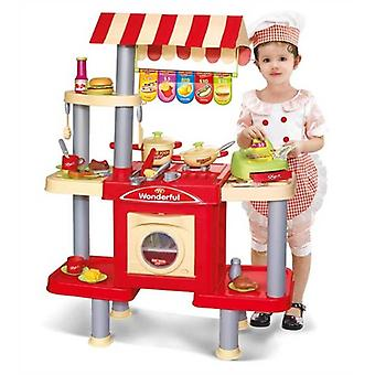 Fast Food Shop and Accessories