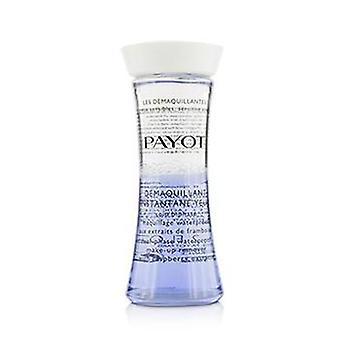 Payot Les Demaquillantes Demaquillant Instantane yeux dual-fase vanntett make-up Remover-for sensitive øyne-125ml/4.2 oz