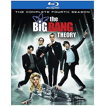 Big Bang Theory - Big Bang Theory: Staffel 4 [BLU-RAY] USA import