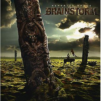 Brainstorm - Memorial Roots [CD] USA import