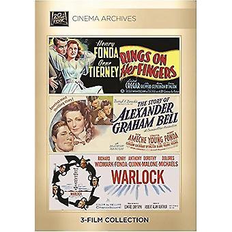 Henry Fonda instellen [DVD] USA import