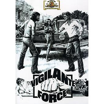 Vigilante Force [DVD] USA import