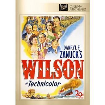 Wilson [DVD] EUA importar