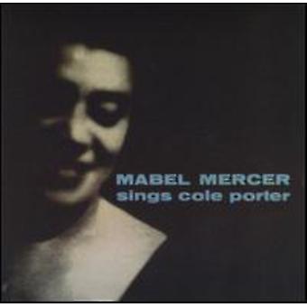 Mabel Mercer - importation USA chante Cole Porter [CD]