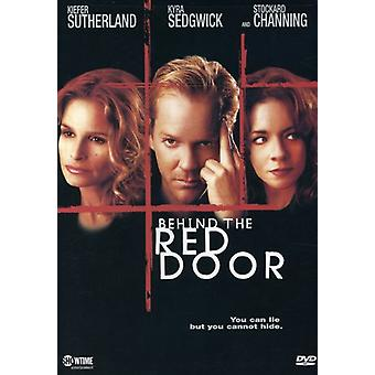 Behind the Red Door [DVD] USA import